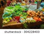 Market Produce Cambodia Local...