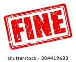 fine red stamp text on white | Shutterstock .eps vector #304419683