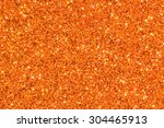 Orange Glitter Texture...
