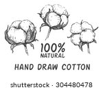 Vector Set Of Hand Draw Ink...