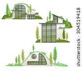 Modern Eco Houses Collection I...