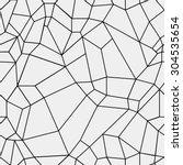 Geometric Simple Black And...