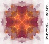 abstract kaleidoscopic pattern. ...   Shutterstock .eps vector #304545344