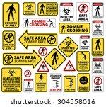 Funny Zombie Apocalypse Signs ...