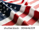 american flag background | Shutterstock . vector #304646339