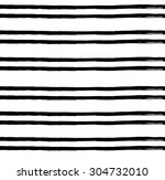 hand drawn abstract  seamless... | Shutterstock .eps vector #304732010
