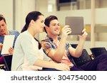 education  high school ... | Shutterstock . vector #304754000