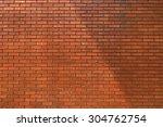 Brick Wall Texture Background...