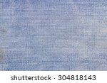 the blue jean is background | Shutterstock . vector #304818143