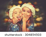 Christmas Happy Funny Children...