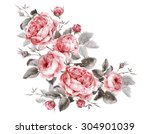 Classical Vintage Floral...