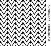 seamless chevron pattern... | Shutterstock .eps vector #304908140