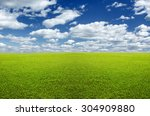 Natural Background  Flat Green...