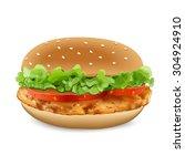 realistic illustration of... | Shutterstock .eps vector #304924910