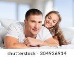 bed. | Shutterstock . vector #304926914