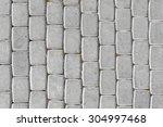 the sidewalk   Shutterstock . vector #304997468