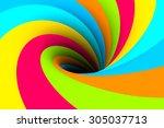 Black Hole Multicolored...