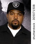 Ice Cube At The Los Angeles...