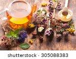Herbal Tea. Herbs And Flowers ...
