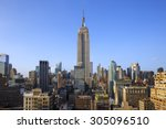 new york city   may 31  2015 ... | Shutterstock . vector #305096510