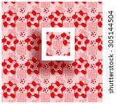 seamless texture. abstract...   Shutterstock .eps vector #305144504