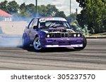 klaipeda lithuania june 21...   Shutterstock . vector #305237570