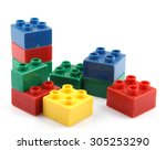 building blocks | Shutterstock . vector #305253290