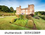 An English Stately Home With...
