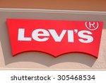 mallorca   july 31  2015  logo... | Shutterstock . vector #305468534