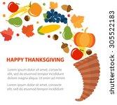 Thanksgiving Day Greeting Card...