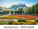 Cityscape Of Salzburg From...
