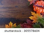 Autumn Fall Background For...