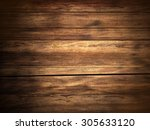old wood background | Shutterstock . vector #305633120