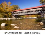The Albany Covered Bridge Over...