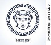 hermes | Shutterstock .eps vector #305654210