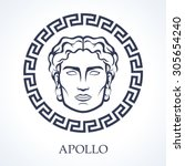apollo | Shutterstock .eps vector #305654240