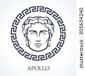 apollo | Shutterstock .eps vector #305654240