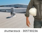 the engineering and safety... | Shutterstock . vector #305730236