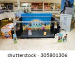 gateshead  england   august 12. ... | Shutterstock . vector #305801306
