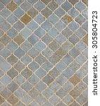 Seamless Metallic Ceramic Tile...