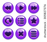 a set of buttons for gaming...