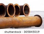 Corroded Pipelines  Used For...