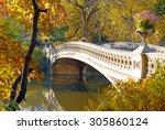 Autumn Color   Bow Bridge In...