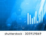 finance data concept | Shutterstock . vector #305919869