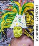 san miguel de allende   mexico  ... | Shutterstock . vector #305957069