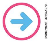 arrow right raster icon. this...