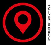 map marker raster icon. this...