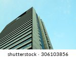 image o building on afternoon... | Shutterstock . vector #306103856