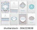 Stock Vector Set Of Brochures...