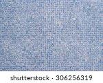 tile texture background of... | Shutterstock . vector #306256319